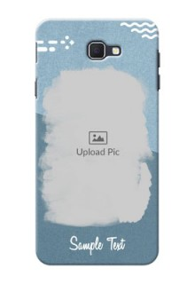 Samsung Galaxy On Nxt grunge backdrop with line art Design Design