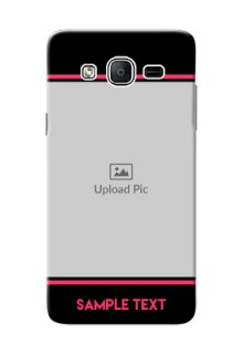 Samsung Galaxy On5 (2015) Photo With Text Mobile Case Design