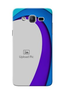 Samsung Galaxy On5 (2015) Simple Pattern Mobile Case Design