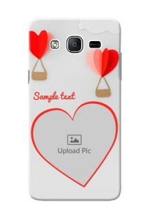 Samsung Galaxy On5 (2015) Love Abstract Mobile Case Design