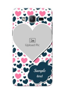 Samsung Galaxy On5 (2015) Colourful Mobile Cover Design