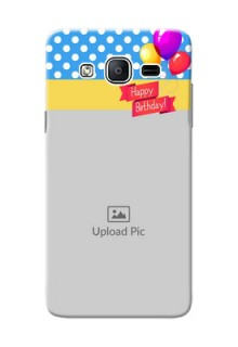 Samsung Galaxy On5 (2015) Happy Birthday Mobile Back Cover Design