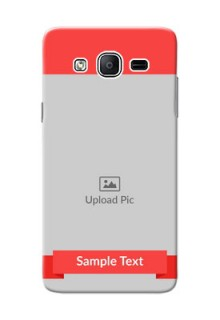 Samsung Galaxy On5 (2015) Simple Mobile Case Design