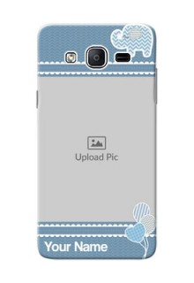 Samsung Galaxy On5 (2015) kids design icons with  simple pattern Design Design