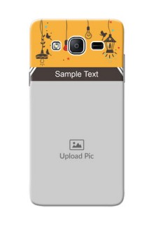 Samsung Galaxy On5 (2015) my family design with hanging icons Design Design