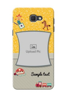 Samsung Galaxy On5 (2016) Baby Picture Upload Mobile Cover Design