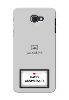 Samsung Galaxy On5 (2016) Happy Anniversary Mobile Cover Design