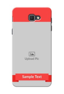 Samsung Galaxy On5 (2016) Simple Mobile Case Design