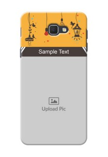 Samsung Galaxy On5 (2016) my family design with hanging icons Design Design