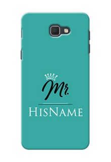 Galaxy On5 (2016) Custom Phone Case Mr with Name