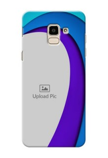 Samsung Galaxy On6 (2018) Simple Pattern Mobile Case Design