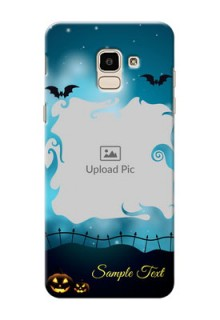 Samsung Galaxy On6 (2018) halloween wither frame Design