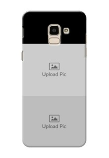 Samsung Galaxy On6 2018 2 Images on Phone Cover
