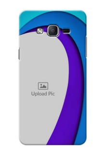 Samsung Galaxy On7 (2015) Simple Pattern Mobile Case Design