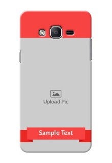 Samsung Galaxy On7 (2015) Simple Mobile Case Design