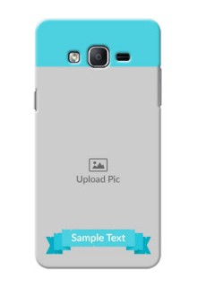 Samsung Galaxy On7 (2015) Simple Mobile Back Cover Design