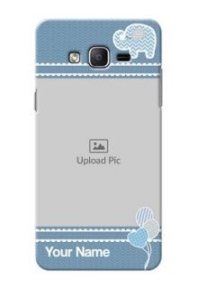 Samsung Galaxy On7 (2015) kids design icons with  simple pattern Design Design