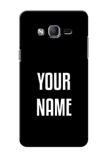 Galaxy On7 (2015) Your Name on Phone Case