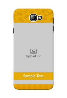 Samsung Galaxy On7 (2016) Cute Mobile Cover Design