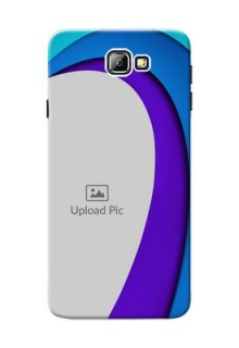 Samsung Galaxy On7 (2016) Simple Pattern Mobile Case Design