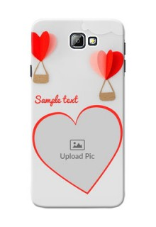 Samsung Galaxy On7 (2016) Love Abstract Mobile Case Design
