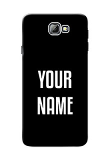 Galaxy On7 (2016) Your Name on Phone Case