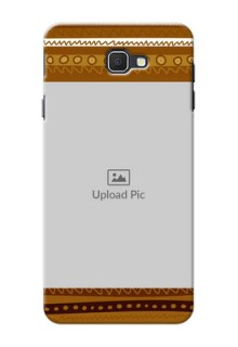 Samsung Galaxy On7 Prime Friends Picture Upload Mobile Cover Design