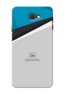 Samsung Galaxy On7 Prime Simple Pattern Mobile Cover Upload Design