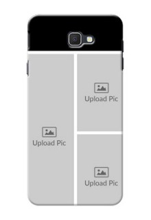 Samsung Galaxy On7 Prime Multiple Picture Upload Mobile Cover Design