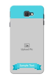 Samsung Galaxy On7 Prime Simple Mobile Back Cover Design