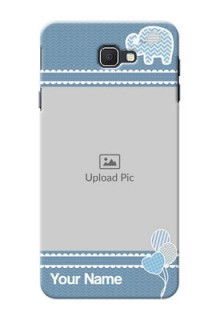Samsung Galaxy On7 Prime kids design icons with  simple pattern Design Design