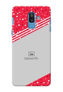 Samsung Galaxy On8 (2018) Valentines Gift Mobile Case Design
