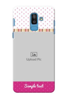 Samsung Galaxy On8 (2018) Cute Mobile Case Design