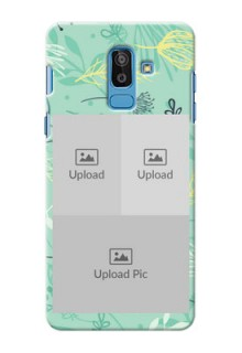 Samsung Galaxy On8 (2018) family is forever with floral pattern Design