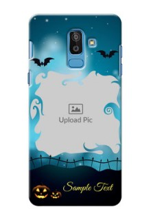 Samsung Galaxy On8 (2018) halloween wither frame Design