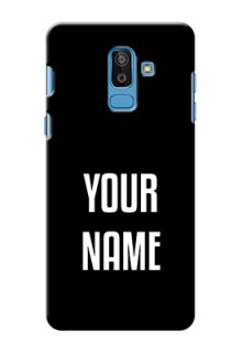 Galaxy On8 2018 Your Name on Phone Case