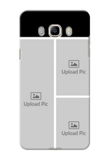 Samsung Galaxy On8 Multiple Picture Upload Mobile Cover Design