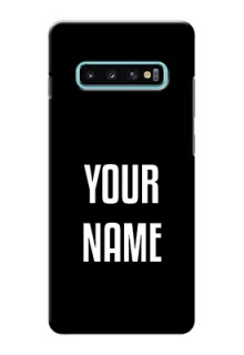 Galaxy S10 Plus Your Name on Phone Case