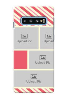 Samsung Galaxy S10 Back Covers: Picture Upload Mobile Case Design