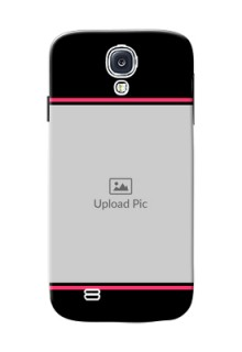 Samsung Galaxy S4 Photo With Text Mobile Case Design