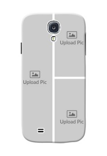 Samsung Galaxy S4 Multiple Picture Upload Mobile Cover Design