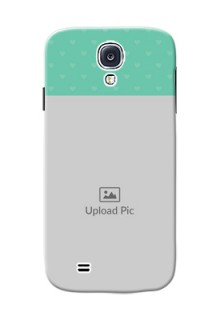 Samsung Galaxy S4 Lovers Picture Upload Mobile Cover Design