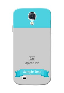 Samsung Galaxy S4 Simple Mobile Back Cover Design