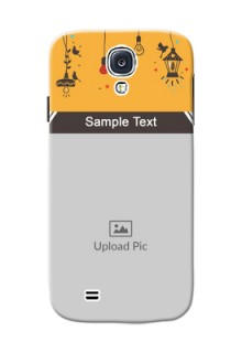 Samsung Galaxy S4 my family design with hanging icons Design Design