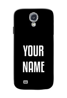 Galaxy S4 Your Name on Phone Case