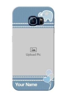 Samsung Galaxy S6 Edge kids design icons with  simple pattern Design Design