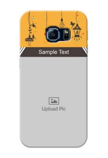 Samsung Galaxy S6 Edge my family design with hanging icons Design Design