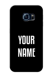 Galaxy S6 Edge Your Name on Phone Case