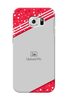 Samsung Galaxy S6 Valentines Gift Mobile Case Design