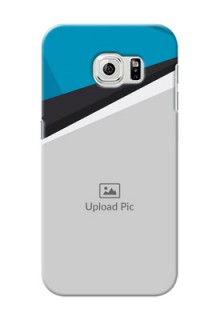 Samsung Galaxy S6 Simple Pattern Mobile Cover Upload Design